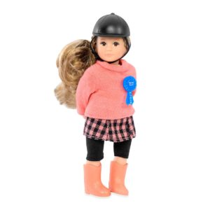 Felicia | 6-inch Equestrian Doll | Lori