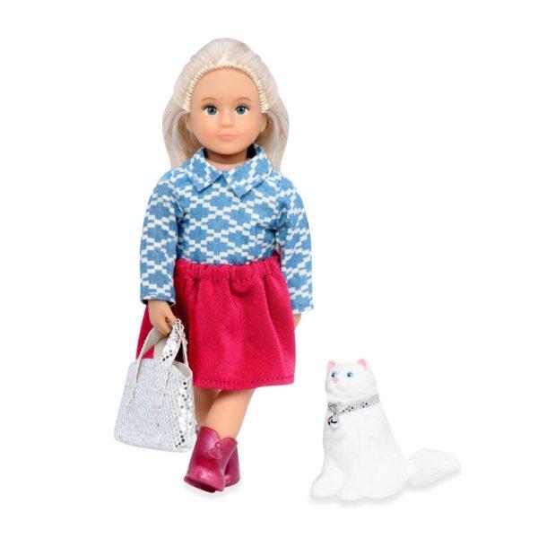 Kaydence & Kiki | 6-inch Fashion Doll with Pet | Lori