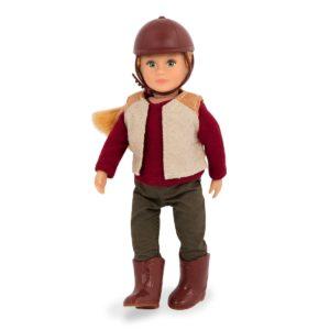 Hartley | 6-inch Equestrian Doll |Lori