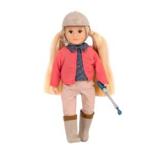 Rhea | 6-inch Equestrian Doll | Lori