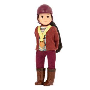 Kaori | 6-inch Equestrian Doll | Lori