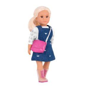 Savana | 6-inch Fashion Doll | Lori Dolls