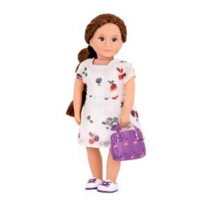 Ensley 6-inch Doll | Small Miniature Fashion Dolls | Lori Dolls