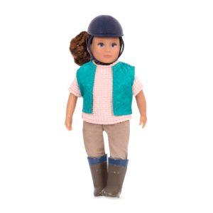 Lauralai 6-inch Doll | Small Miniature Riding Dolls | Lori Dolls