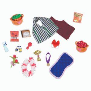 Saddle Up | Mini Doll Accessories | Lori®