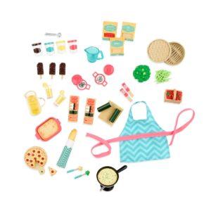 Gourmet Market |Miniature Dollhouse Accessories|Lori Doll