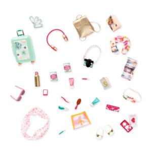 Traveling the World | Mini Doll Accessories | Lori®