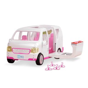 Sweet Escape Luxury SUV | Miniature Small 6-inch Doll Accessory | Lori Dolls