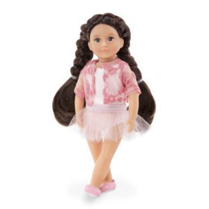 Adrienne | Mini Ballerina Doll | Lori®