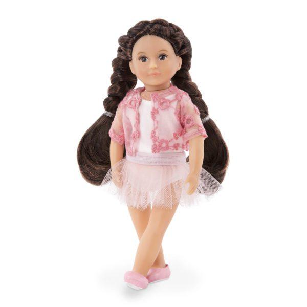 Adrienne   Mini Ballerina Doll   Lori®
