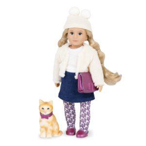 Lilith & Clover | Mini Doll & Pet | Lori®