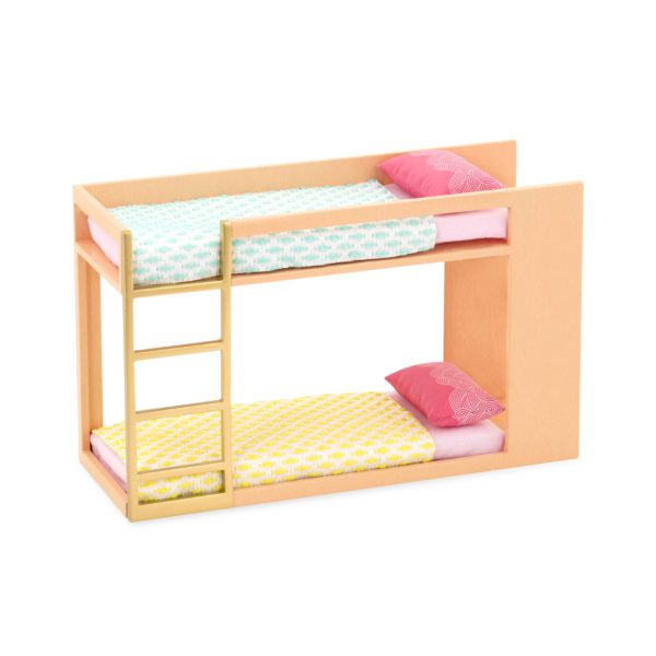Urban Chic Bunk Bed | Mini Doll Accessories | Lori®