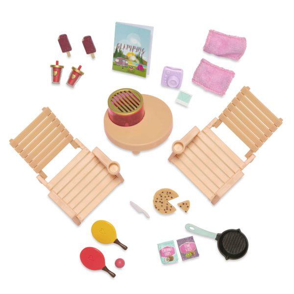 Roadside Refreshments | Mini Doll Accessories | Lori®